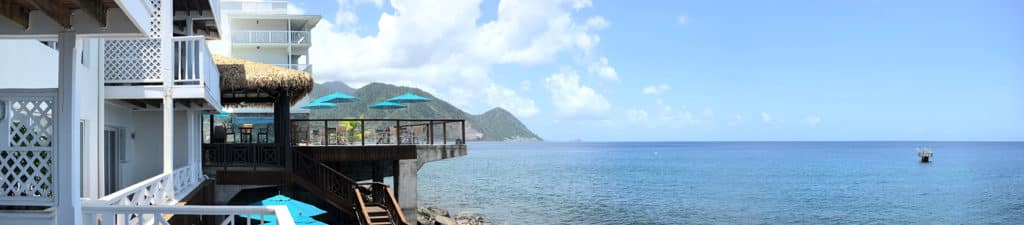 Fort Young 杨堡酒店, 多米尼克介绍 自然景观 Dominica, the Nature Island in Caribbean 加勒比的天然之岛_