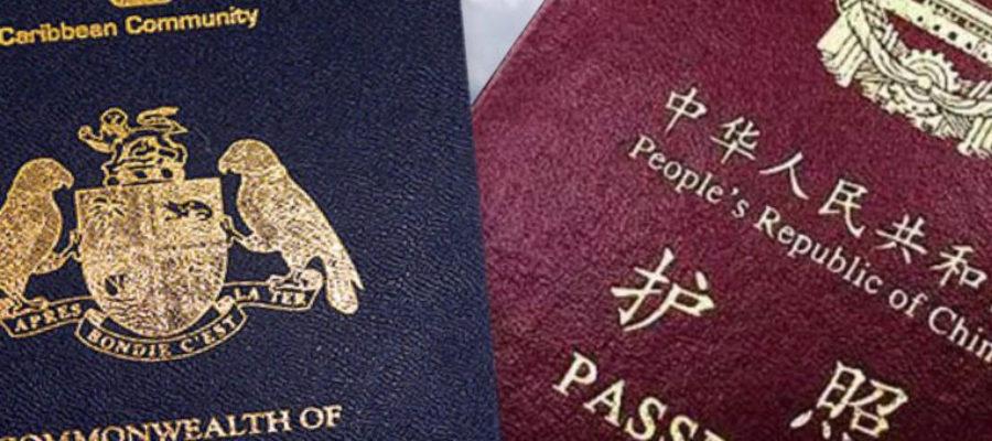 實戰|雙重國籍|多米尼克護照|中國護照|中轉海關詳細路線,更安全保有中國身份跟多米尼克護照雙國籍共三集|最新|更安全| (1/3)