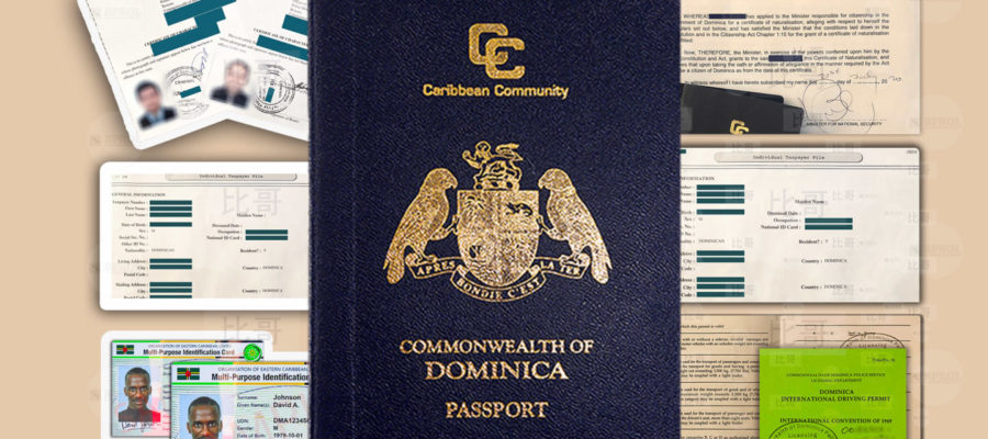 Still considering buying a passport? You should know the difference between full nationality. It is the first time to disclose nationality documents that have never been seen before. Dominica nationality can also have these documents to facilitate overseas asset management and offshore identity security planning.