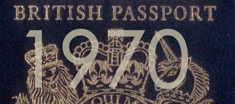 Have you seen the Dominica passport of the British Empire? Learn about the British Passport Dominica State