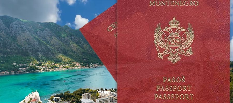 The passport of the Republic of Montenegro, rapid naturalization in Europe, the Republic of Montenegro becomes the only remaining European passport program. European passports are exempt from immigration supervision and the most promising EU passport