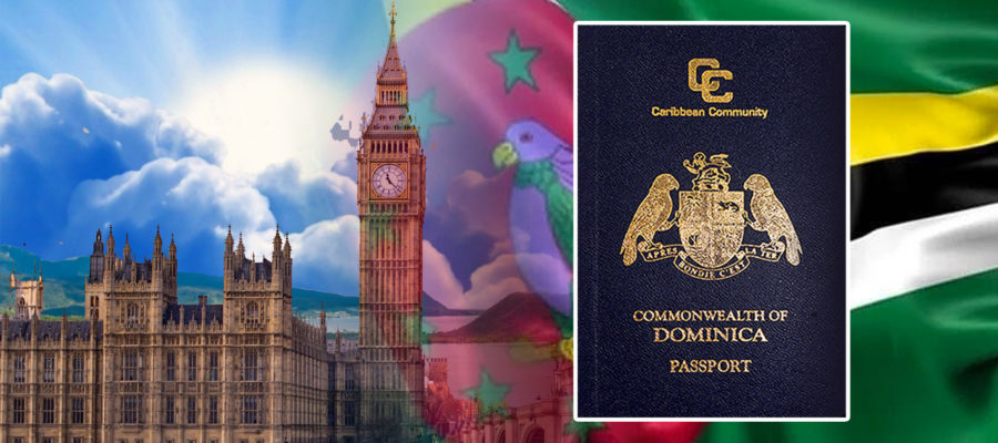 Congratulations on choosing the right one, Dominica passport immigration: ranked first in the world, keeping ahead of other countries, Grenada, St. Kitts, St. Lucia, Antigua, Turkey.