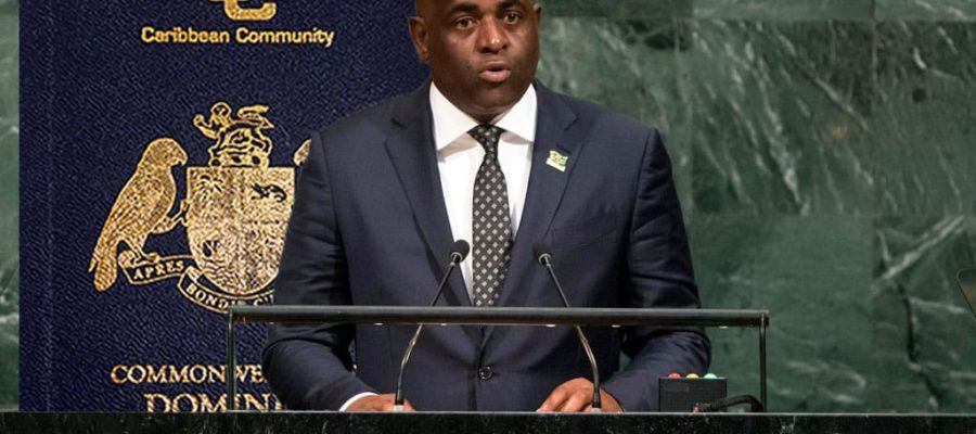 Prime Minister Skelrit: Dominica passport will increase 20% to 25% visa-free countries with visa on arrival
